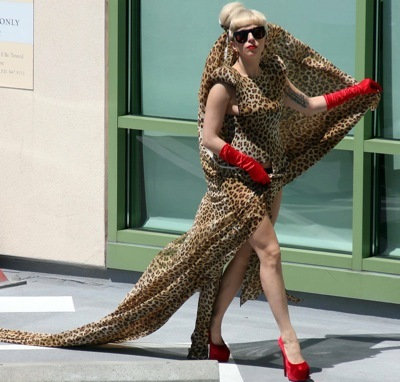 Lady GaGa leaving kiis fm in la