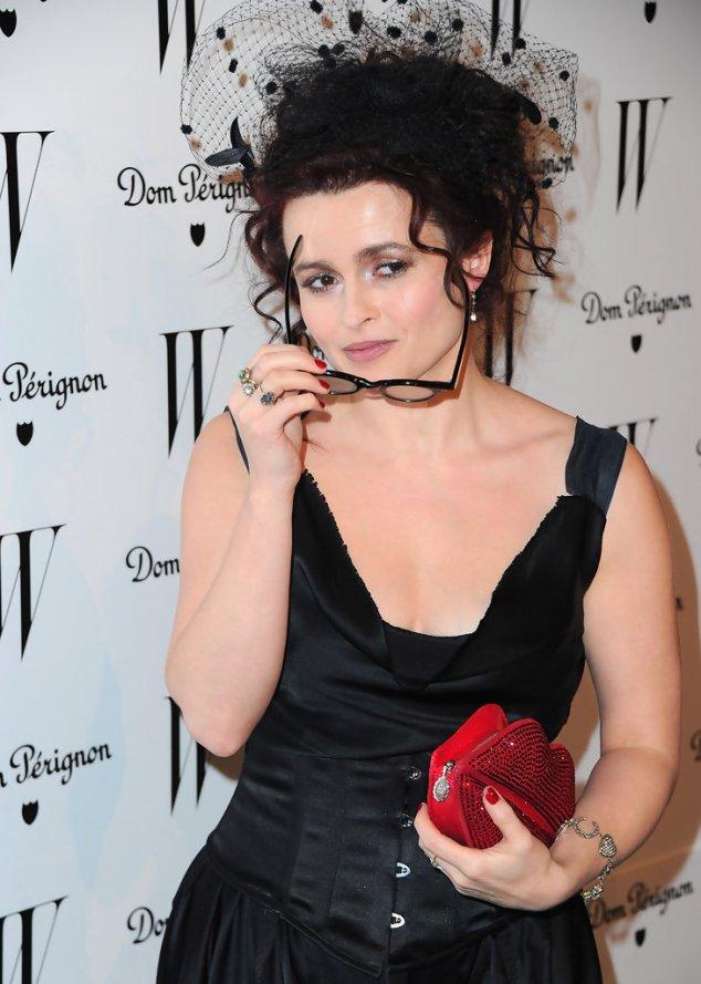Helena+Bonham+Carter+W+Magazine+Golden+Globe+qeUcod4qlJTx