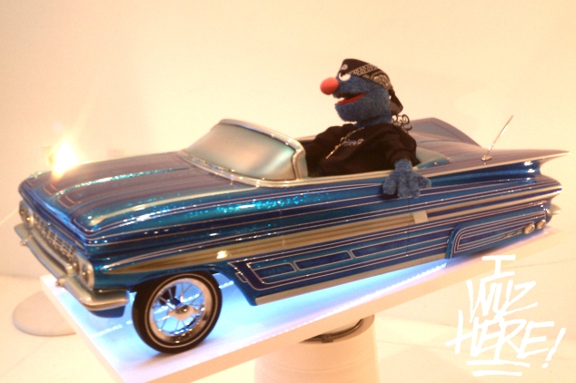 known_gallery_sesame_street_grover_blue_custom_lowrider