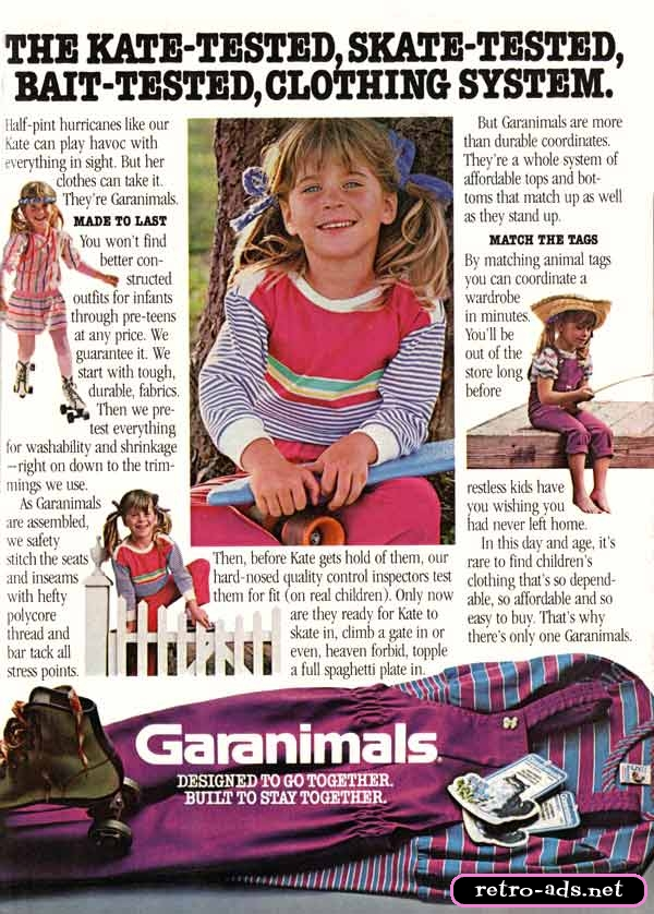 1984_Garanimals