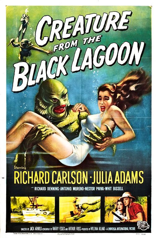 507px-Creature_from_the_Black_Lagoon_poster